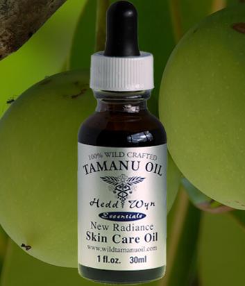 tamanu oil skin care